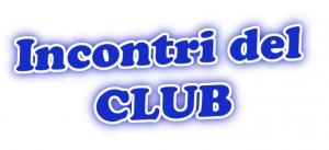 incontri del club - logo